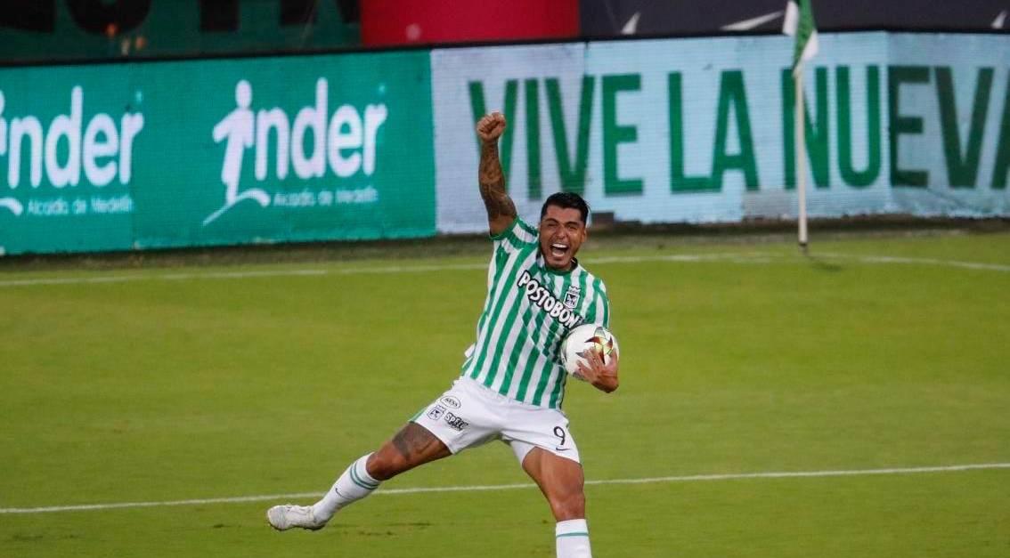 Nacional, clasificado a semifinales de la Copa Betplay