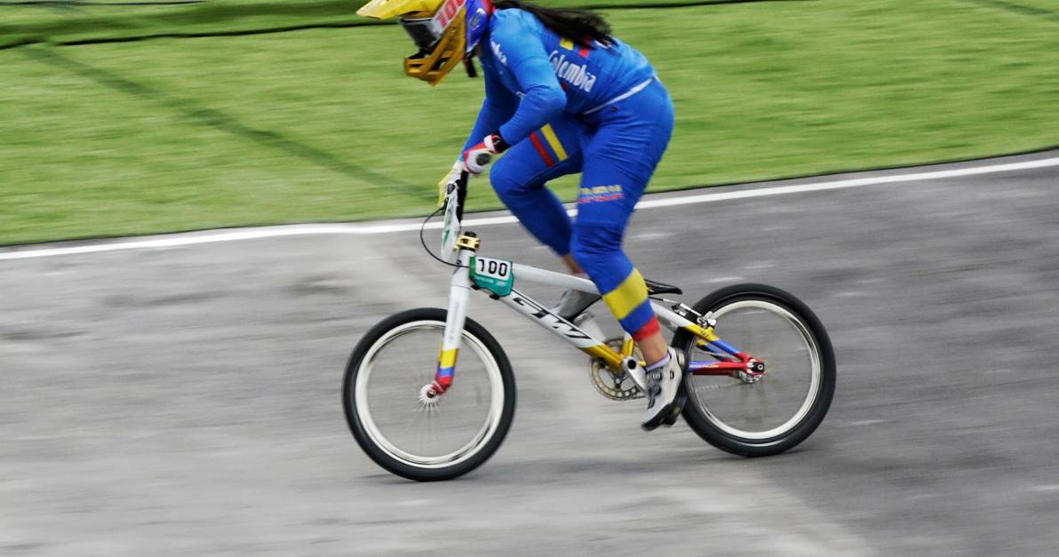 Mariana Pajón avanzó con superioridad a semifinales del BMX de Tokio-2021