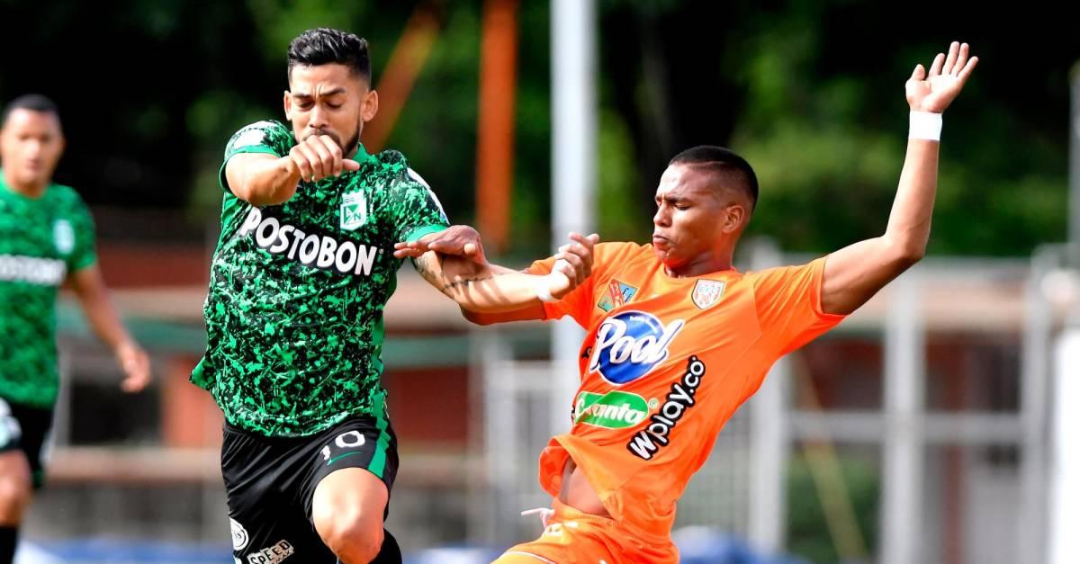 Nacional dejó escapar victoria ante Envigado en inicio de la Liga