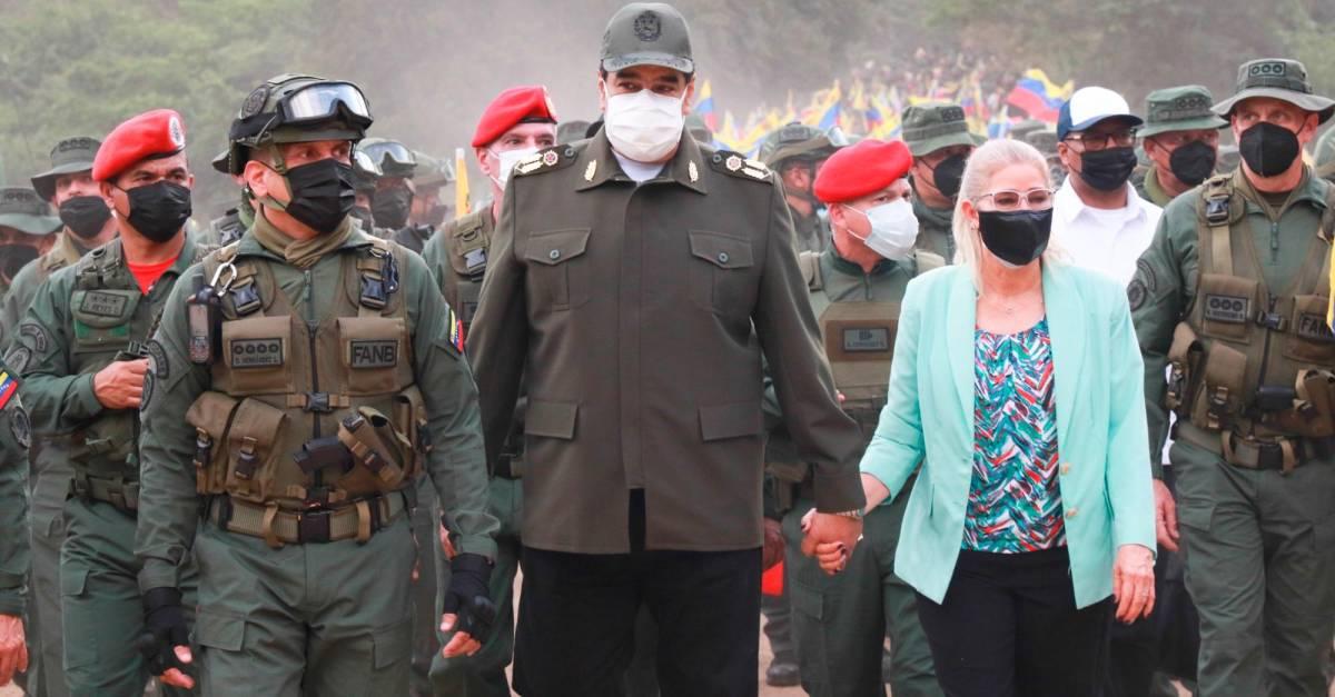 """""""Tancol"""", el grupo criminal colombiano que llegó a Venezuela, según Maduro"""