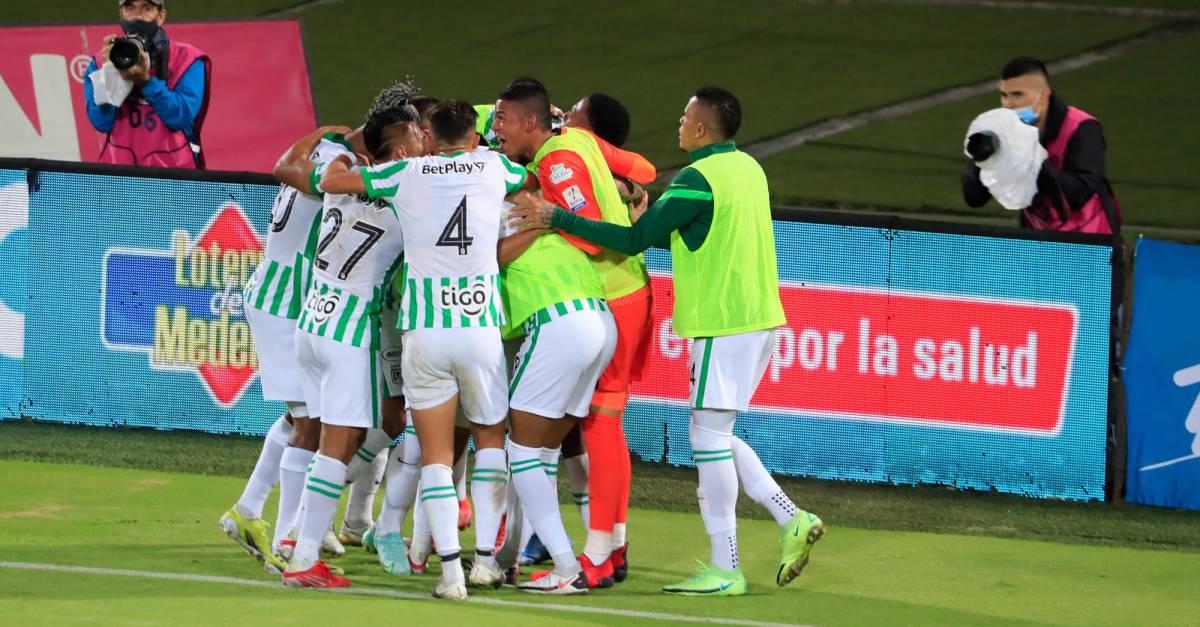 Tras el triunfo ante Águilas, Nacional se consolida en el liderato de Liga