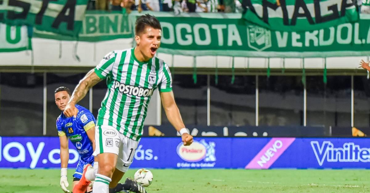 Nacional camina seguro en la Liga colombiana