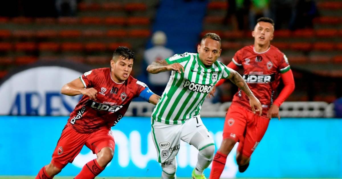 Nacional tuvo un estreno lúcido y contundente en Copa