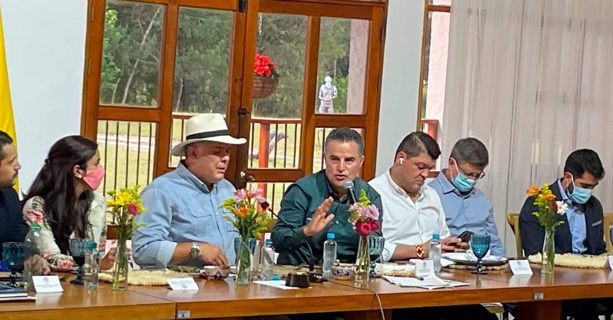 Hidroituango: presidente Duque no está de acuerdo con Quintero