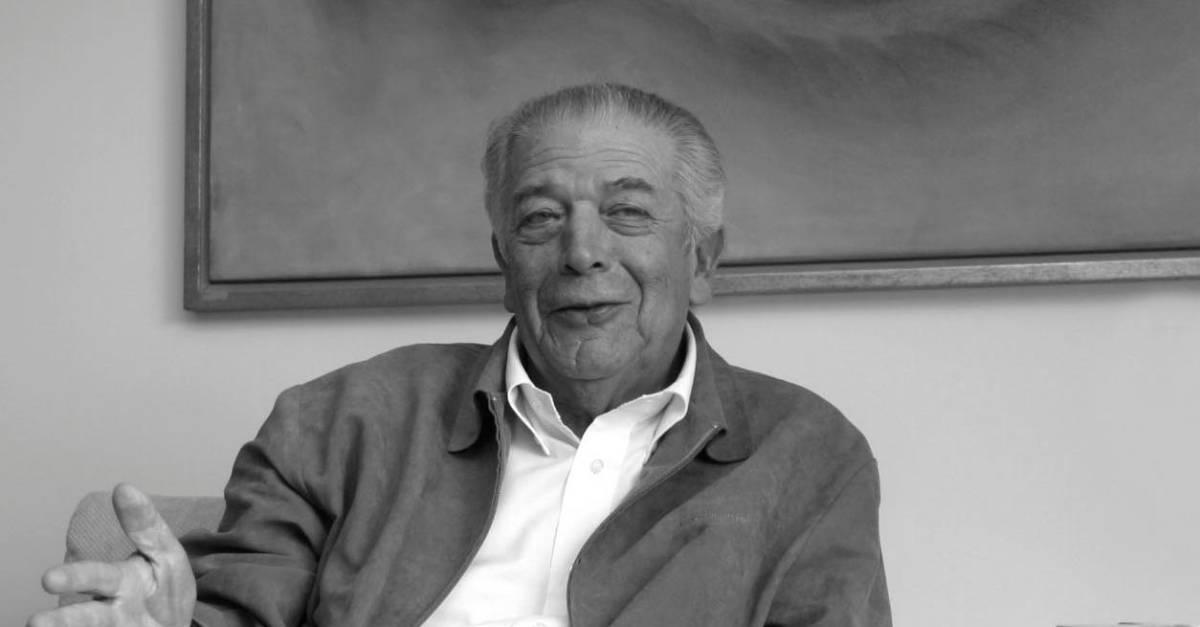 Murió el exgobernador Bernardo Guerra Serna a sus 91 años