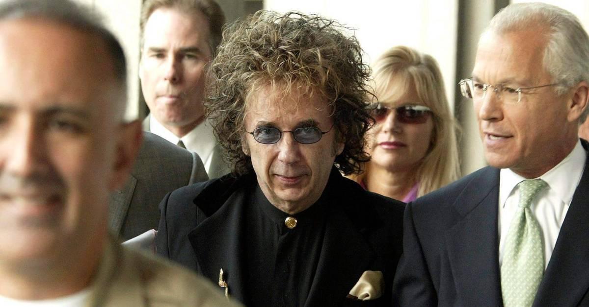 Muere en la cárcel Phil Spector, exproductor de The Beatles