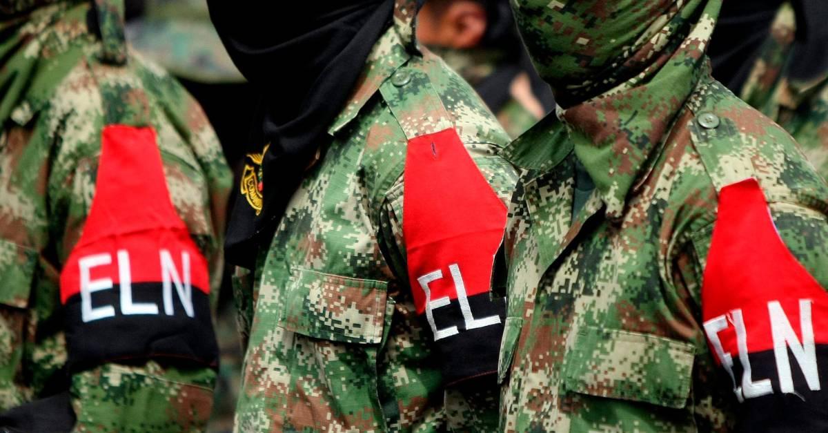 Alertan sobre alianza del Eln y cartel de Sinaloa en Venezuela