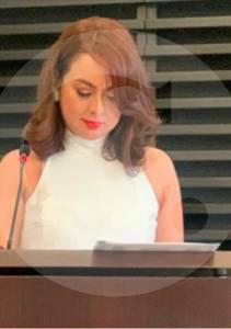 Fiscal Natalia Rendón de Medellín clave en caída de alias Otoniel en Antioquia
