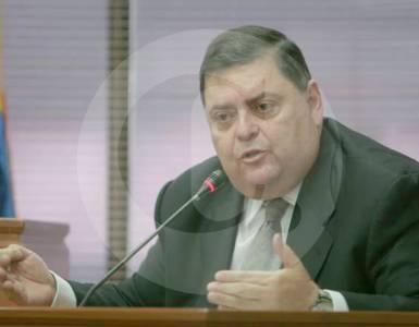 Aceptan a exsenador García Romero en La JEP