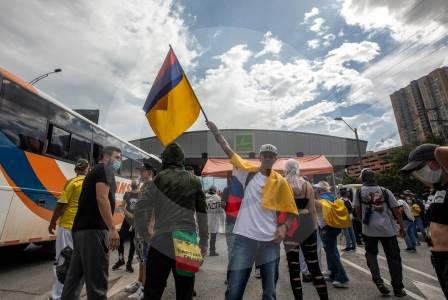 En el paro nacional en Colombia registra 42 muertes, 15 de ellas en manifestaciones