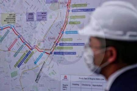 Metro de Bogotá arranca en 2028