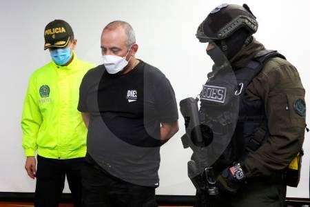 A Otoniel lo cubre extradición a Estados Unidos