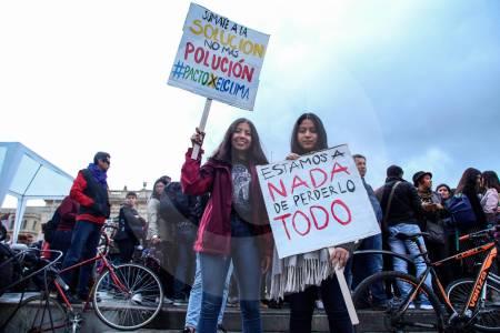 ¿Cómo abordar el cambio climático en los colegios?