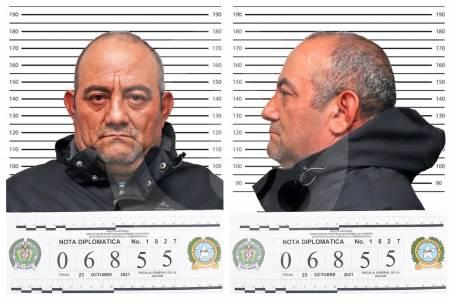 Gobierno de Colombia pagará recompensa por captura de Otoniel