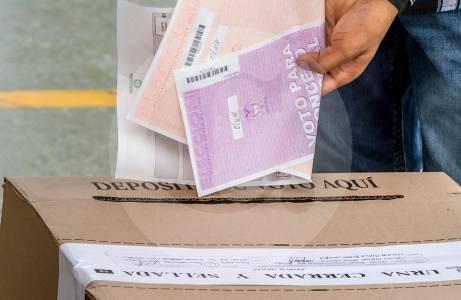 ¿Voto obligatorio garantiza mayor participación?