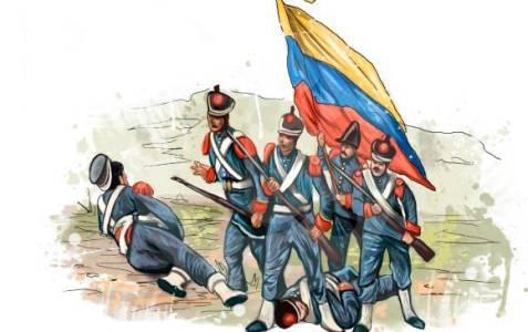 La Constitución de 1821 en Colombia le dio vida a un país