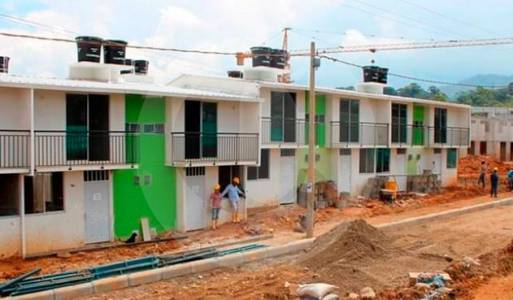 Gobierno entregará viviendas de Mocoa en 2022