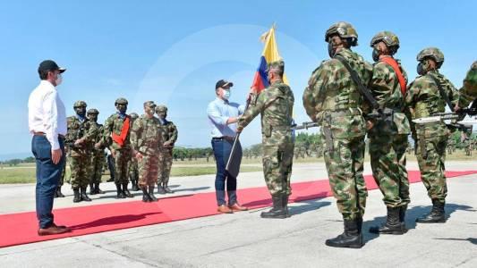 Crean comando contra el narcotráfico y amenazas transnacionales