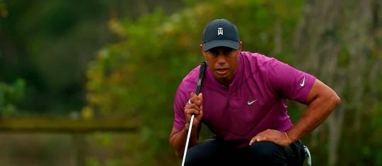 Tiger Woods tiene a la expectativa a la afición del golf mundial tras su accidente. FOTO GETTY