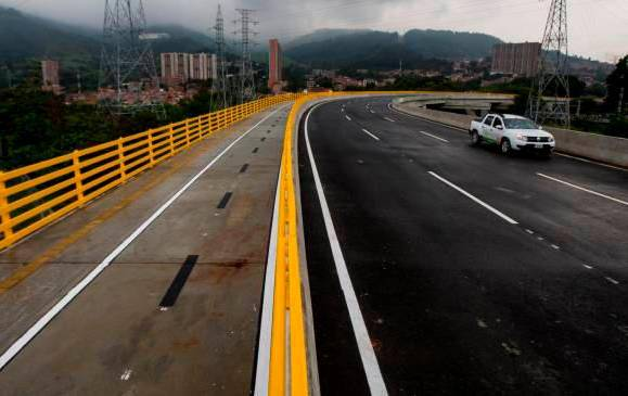 El Área Metropolitana calcula que en dos meses estaría entregando las fases II y III - FOTO <b>JULIO CÉSAR HERRERA</b>
