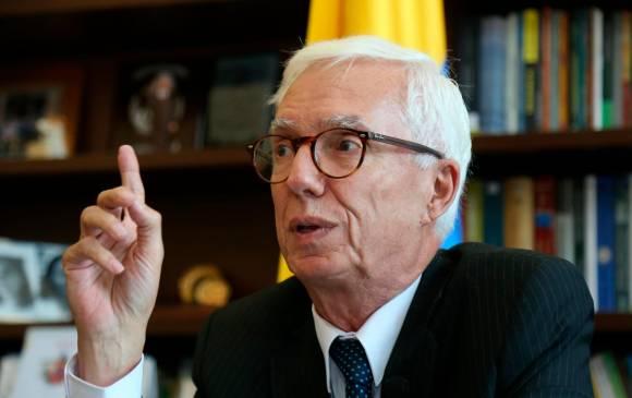 Jorge Robledo será el candidato presidencial del partido Dignidad