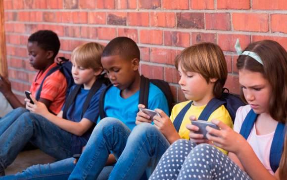 Con los niños y jóvenes es importante establecer límites. FOTO Sstock