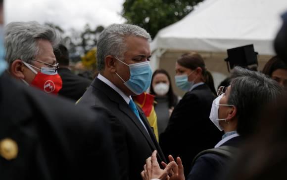 Gobierno rechaza intromisión de Claudia López en política internacional