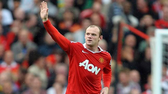 El exdelantero del Manchester United, Wayne Rooney, anunció su retiro