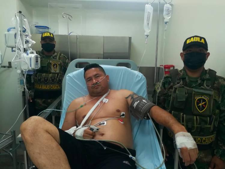 Así cayó presunto responsable de masacres en Bajo Cauca antioqueño