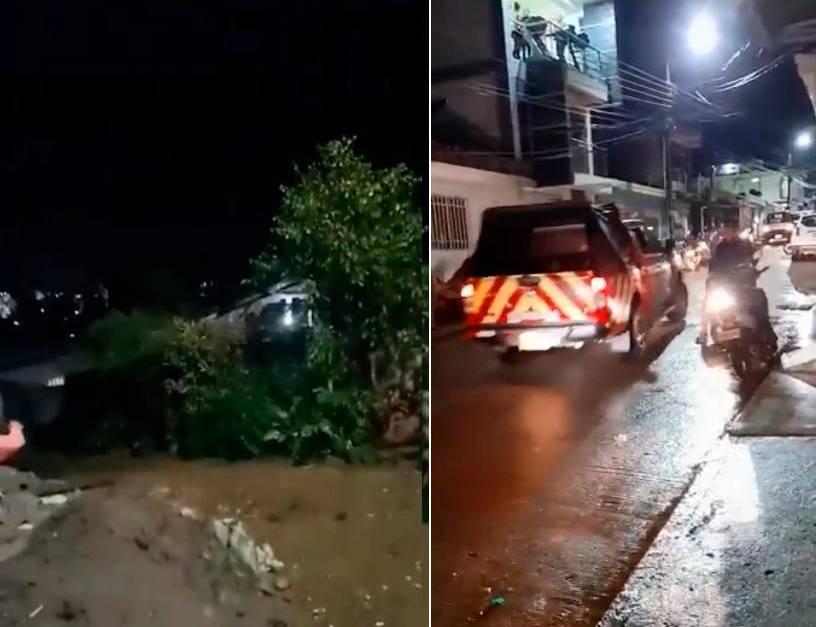 Reportan creciente súbita en Mocoa, Putumayo
