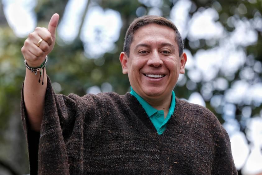 """Estoy listo para competir en la Coalición de la Esperanza"""": Amaya"""