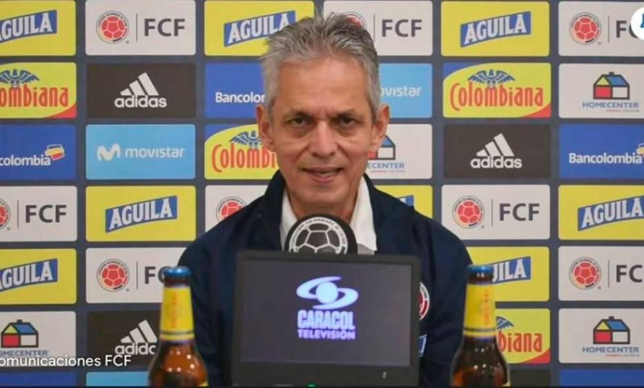 "Debemos cuidar a James"": Reinaldo Rueda"