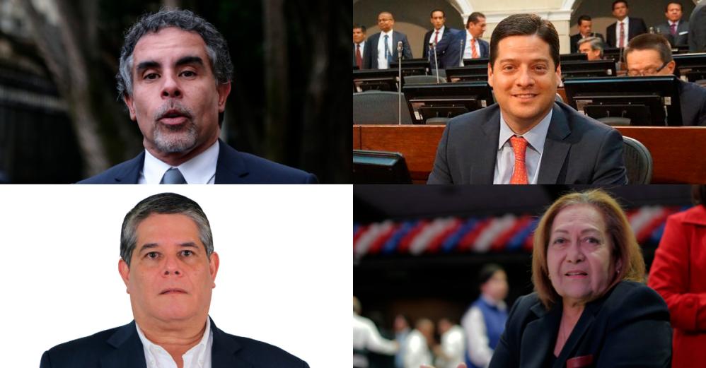 Cuatro congresistas salpicados por el escándalo de MinTIC