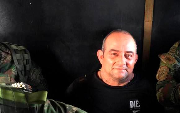Ministro de Defensa Diego Molano niega que captura de alias Otoniel sea montaje