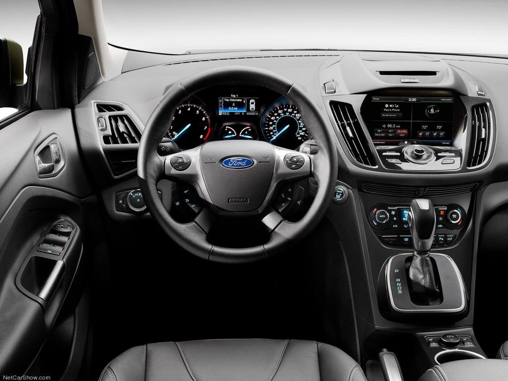 2013 White Ford Fusion For Sale >> Ford Escape 2013: Tocata y fuga | Blogaraje
