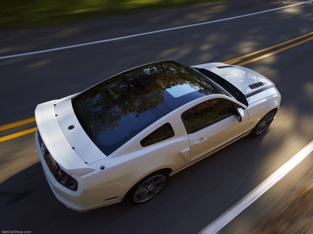 Ford Mustang GT Premium: Mr. Músculo | Blogaraje