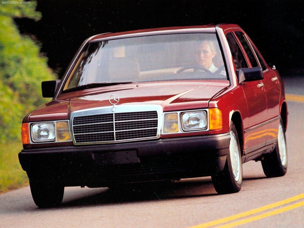Mercedes 190 w201 30 a os del baby benz blogaraje for 1984 mercedes benz 190e