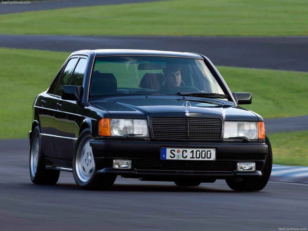 Mercedes 190 w201 30 a os del baby benz blogaraje for Baby mercedes benz