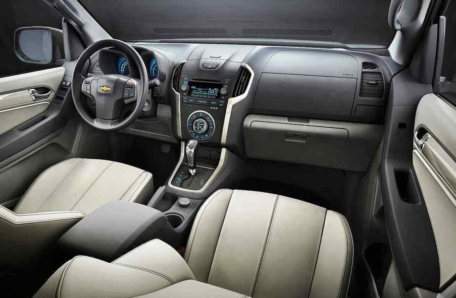Chevrolet TrailBlazer 2013: Presentación y prueba en ...