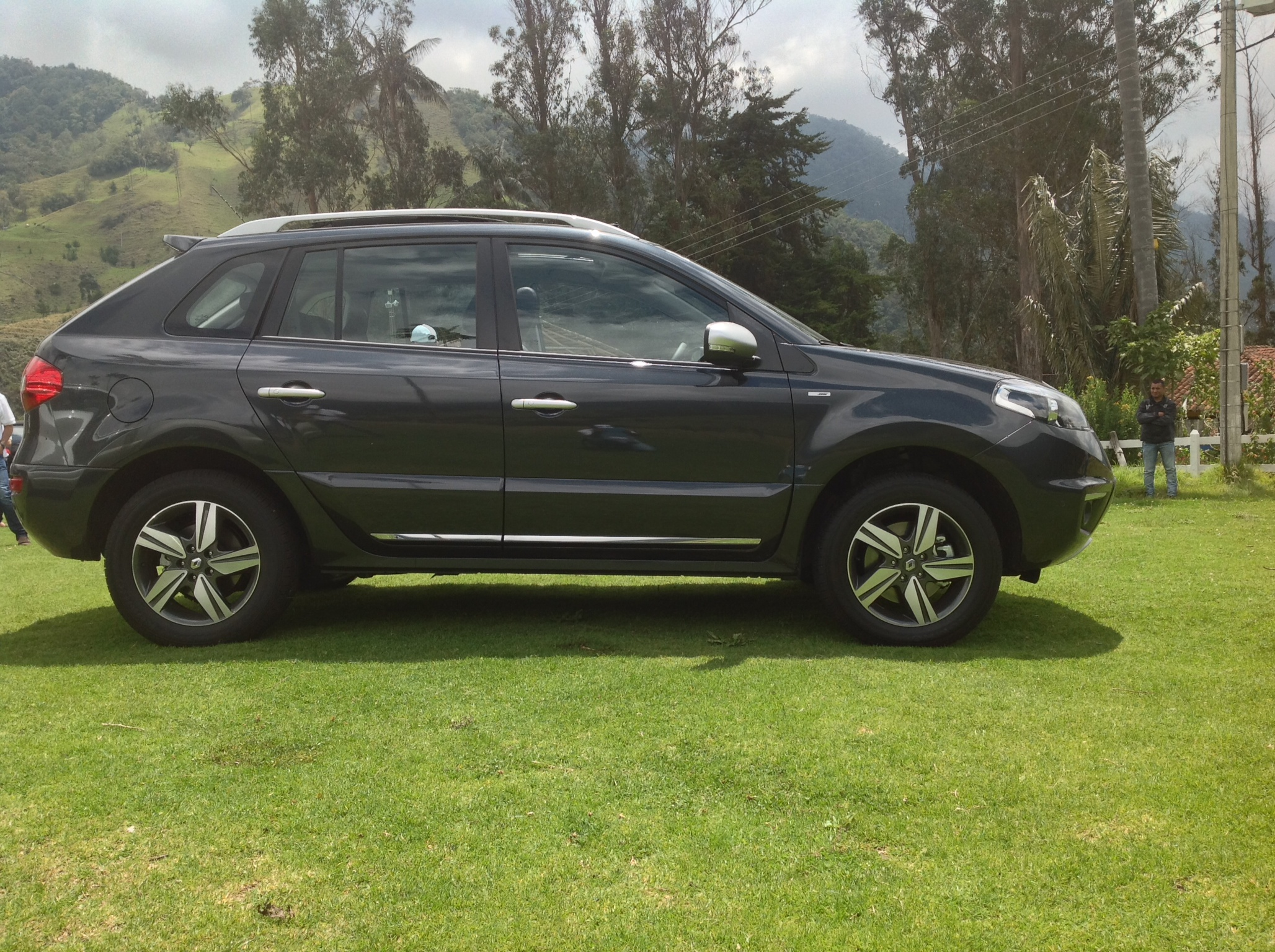 Renault Koleos 2014: Presentación Y Prueba En El Quindío