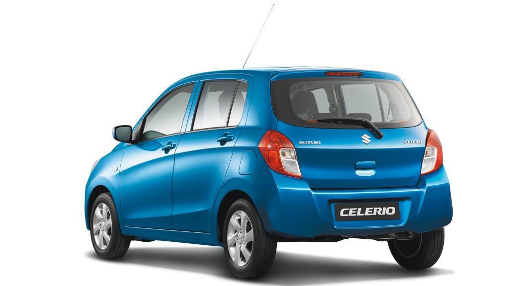 Nuevo Suzuki Celerio Uruguay (4)