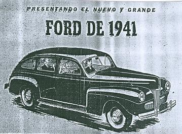 Ford de 1941