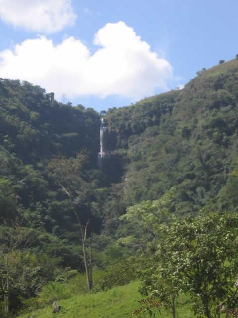 Cascada de Juan Curí