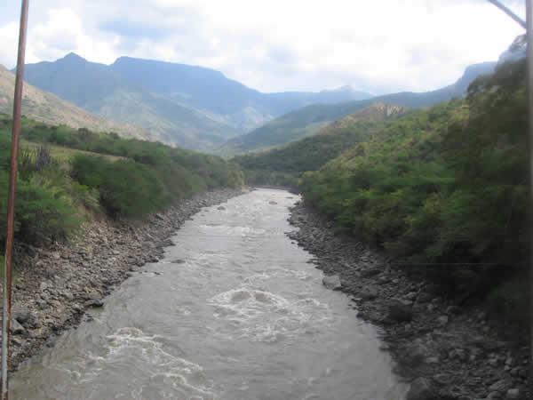 Río Chicamocha