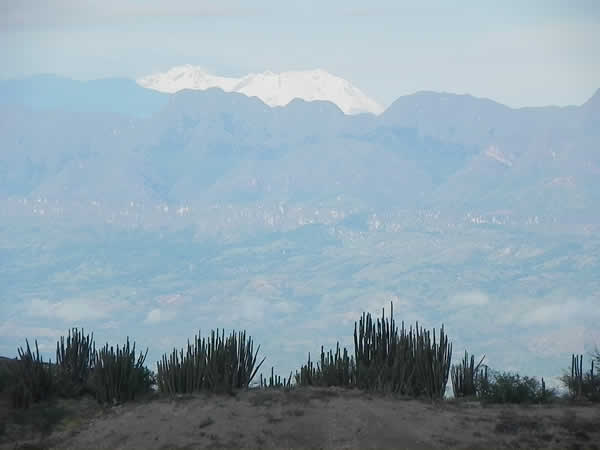 Desierto de La Tatacoa y Nevado del Huila