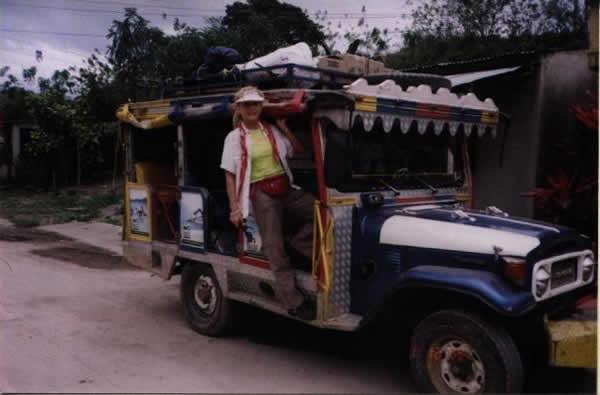 Blanka en la Chiva