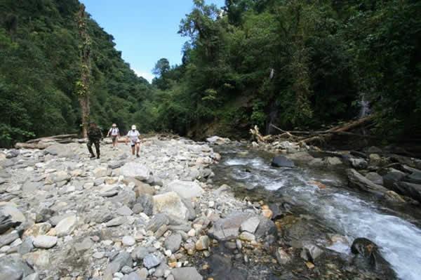 El río Buritaca