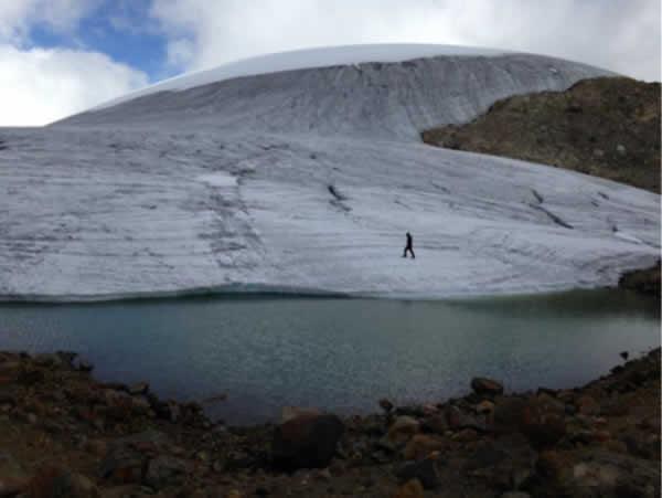 Los Nevados Foto PNNC