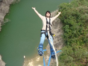 Puenting - Bungee jumping