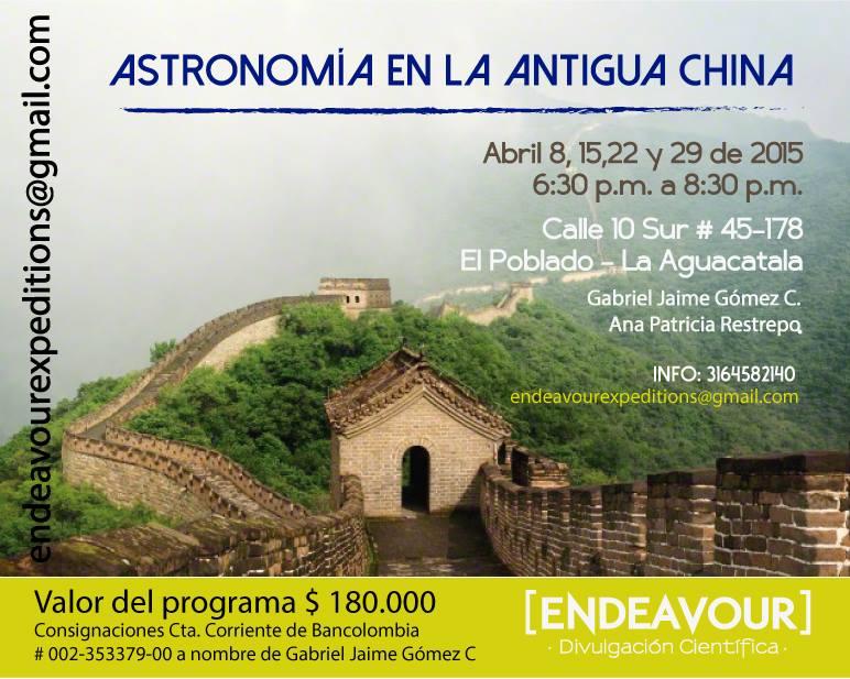 Astronomía en la Antigua China
